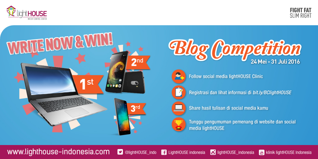 lightHOUSE Indonesia Writing Competition