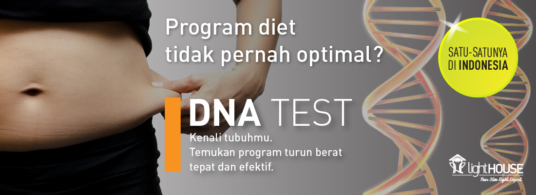 DNA Test di lightHOUSE