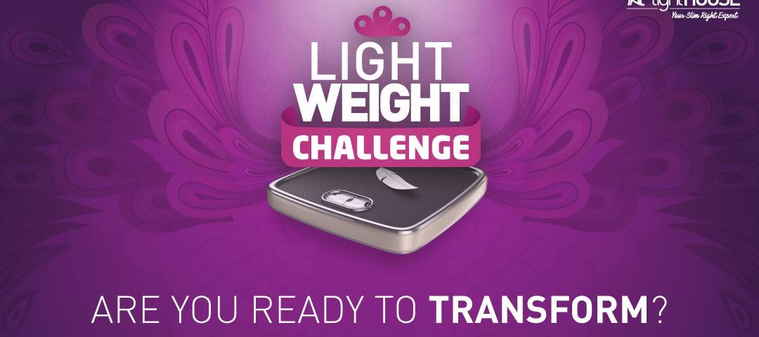 Journey of Permanent Weight Loss dengan lightHOUSE lightWEIGHT Challenge!