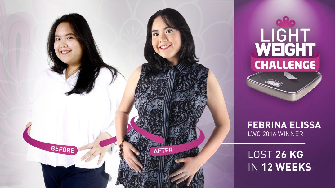 Journey of Permanent Weight Loss dengan lightHOUSE lightWEIGHT Challenge!