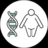 Punya gen gemuk