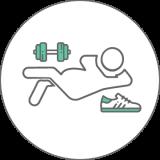 Malas olahraga